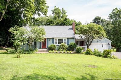 East Granby Single Family Home For Sale: 5 Cedar Ridge Road
