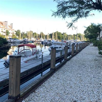 Stamford Condo/Townhouse For Sale: 105 Harbor Drive #110