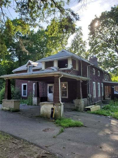 Meriden Multi Family Home For Sale: 707 Hanover Road