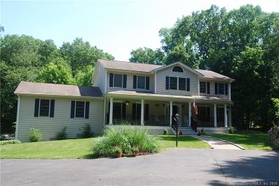 Wilton Single Family Home For Sale: 189 Westport Road