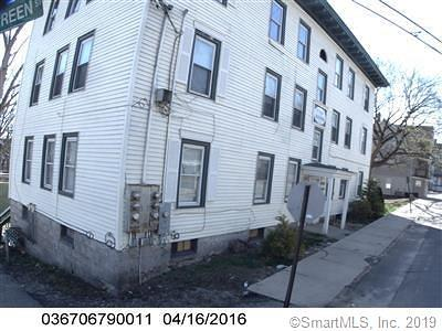 Waterbury Multi Family Home For Sale