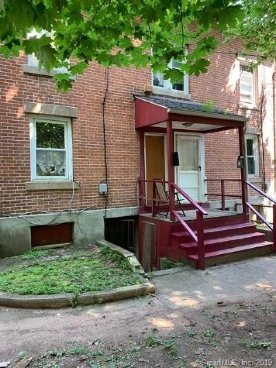 New Haven Multi Family Home For Sale: 860 Winchester Avenue