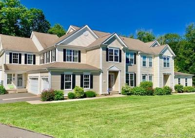 Newington Condo/Townhouse For Sale: 275 Sterling Drive #275