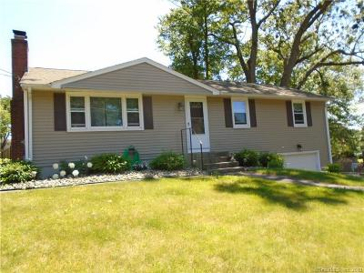Southington Single Family Home For Sale: 76 Bruce Avenue