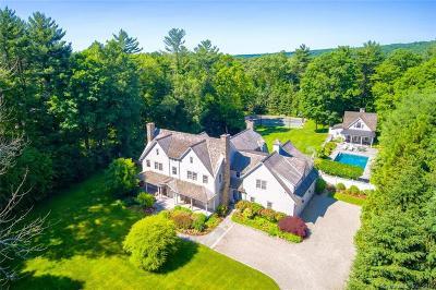 Weston Single Family Home For Sale: 22 Twin Walls Lane