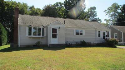 Newington Single Family Home For Sale: 201 Cherry Hill Drive