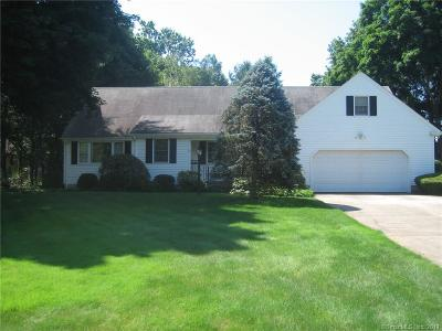 Berlin CT Single Family Home For Sale: $349,900