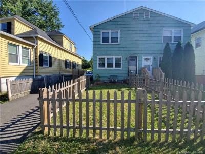 Stratford Single Family Home For Sale: 289 Roosevelt Avenue