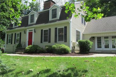Woodbury Single Family Home For Sale: 39 Applegate Lane