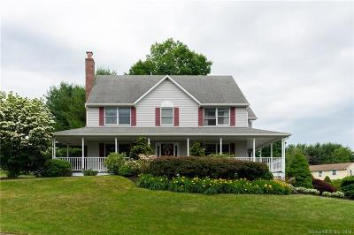 Torrington Single Family Home For Sale: 18 Mikelin Drive