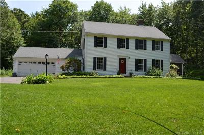 Tolland Single Family Home Show: 32 Barstow Lane