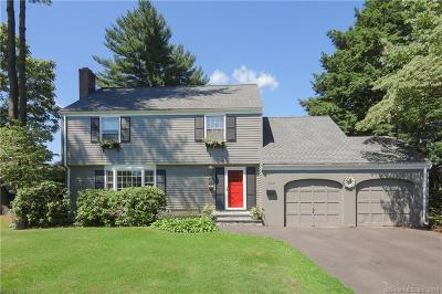 West Hartford Single Family Home For Sale: 1205 North Main Street