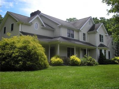 Bethany Single Family Home For Sale: 10 Miller Road