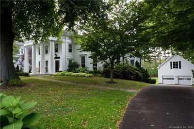 Fairfield Single Family Home For Sale: 536 Old Post Road