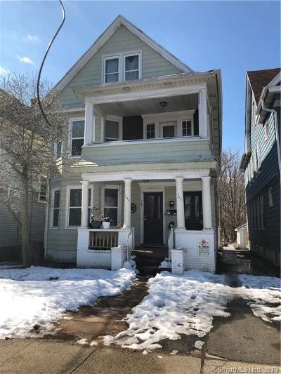 West Haven Multi Family Home For Sale: 786 Savin Avenue