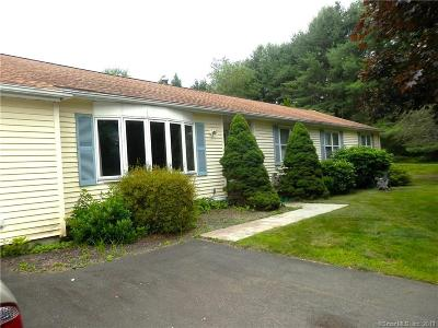 North Branford CT Single Family Home For Sale: $349,000