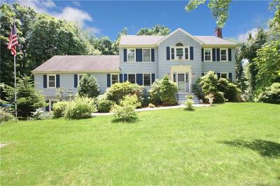 Newtown Single Family Home For Sale: 100 Berkshire Road