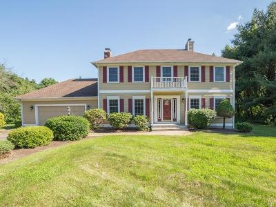 Canton Single Family Home For Sale: 31 Old Mill Drive