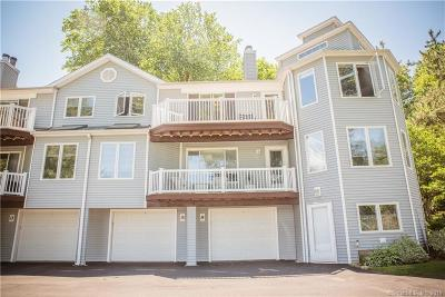 Branford Condo/Townhouse For Sale: 15 Quarry Dock Road #15