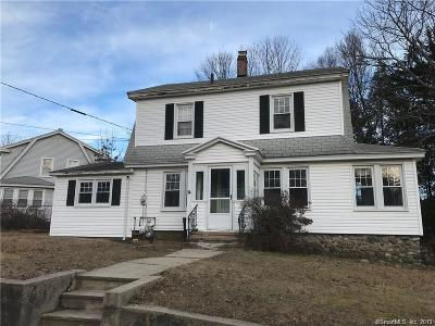 Waterbury Single Family Home For Sale
