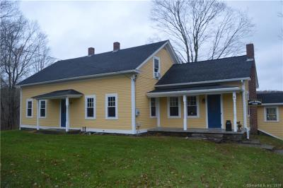 Woodstock Single Family Home For Sale: 1139 Route 171