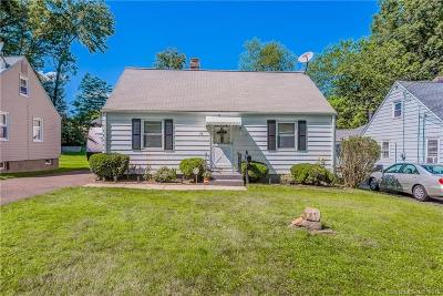 West Hartford Single Family Home For Sale: 78 Englewood Avenue