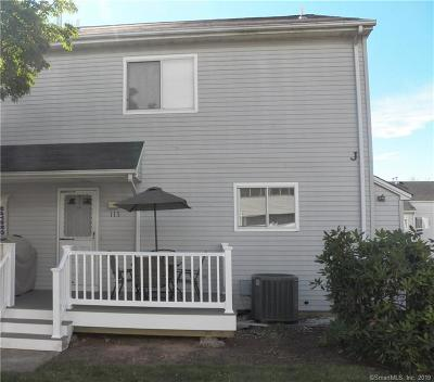 Wallingford CT Condo/Townhouse For Sale: $212,900