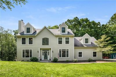 Guilford Single Family Home For Sale: 1065 Route 80
