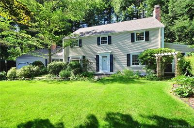 Simsbury Single Family Home For Sale: 11 Whynwood Road