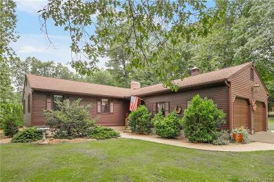 Southington Single Family Home For Sale: 460 Laning Street
