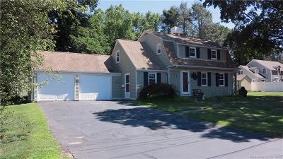 Cheshire Single Family Home For Sale: 109 Park Place
