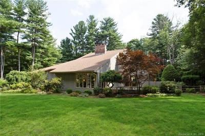 Simsbury Single Family Home For Sale: 15 Talcott Mountain Road