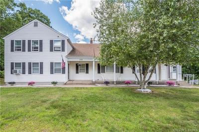 Southington Single Family Home For Sale: 1448 West Street
