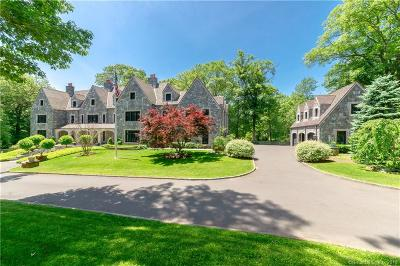 New Canaan Single Family Home For Sale: 64 Wydendown Road