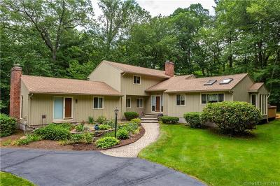 Bloomfield Single Family Home For Sale: 27 High Wood Road