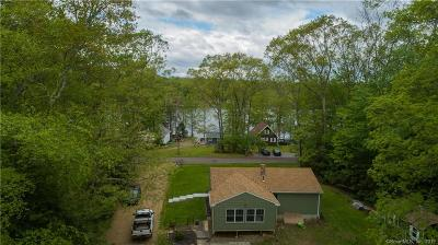 Eastford Single Family Home For Sale: 52 Lakeside Drive