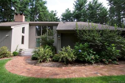 Simsbury Single Family Home For Sale: 6 Elcy Way