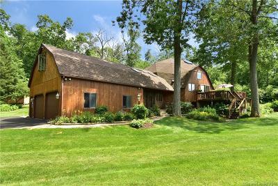 Ellington Single Family Home For Sale: 16 Timber Lane