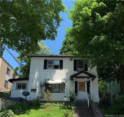 Waterbury Single Family Home For Sale: 47 Ashley Street