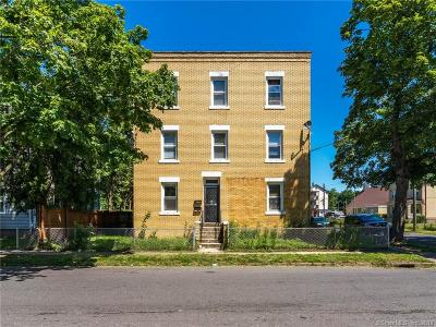 New Britain Multi Family Home For Sale: 30 West Street