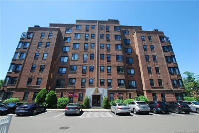 Greenwich Condo/Townhouse For Sale: 15 Lafayette Court #5C