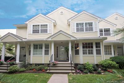 Stamford Condo/Townhouse For Sale: 180 Turn Of River Road #2B