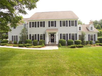 Ridgefield Single Family Home For Sale: 118 Blackman Road