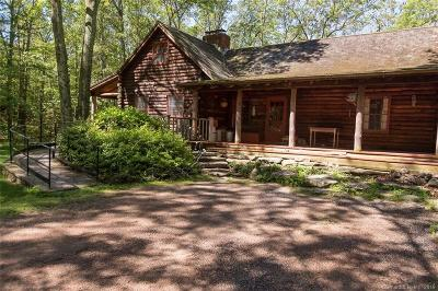 Stonington Single Family Home For Sale: 212 Deans Mill Road