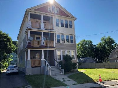 Waterbury Multi Family Home For Sale: 134 Pearl Street