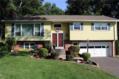 Watertown Single Family Home For Sale: 132 Ledgewood Road