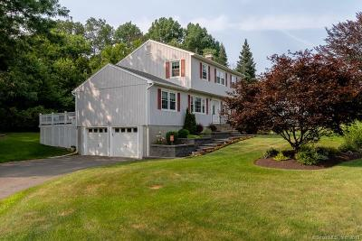 Plymouth Single Family Home For Sale: 60 Watch Tower Road