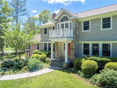 Westport Single Family Home For Sale: 5 Bayberry Lane