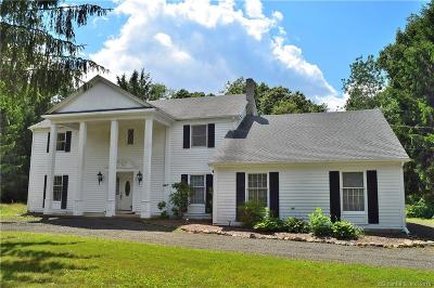 Guilford Single Family Home For Sale: 300 Moose Hill Road