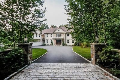 Weston Single Family Home For Sale: 21 Richmond Hill Road